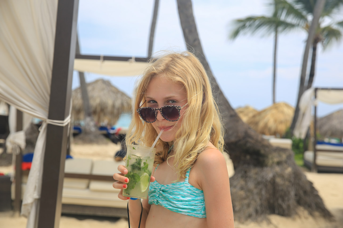 Ook voor kinderen is Punta Cana heerlijk genieten!