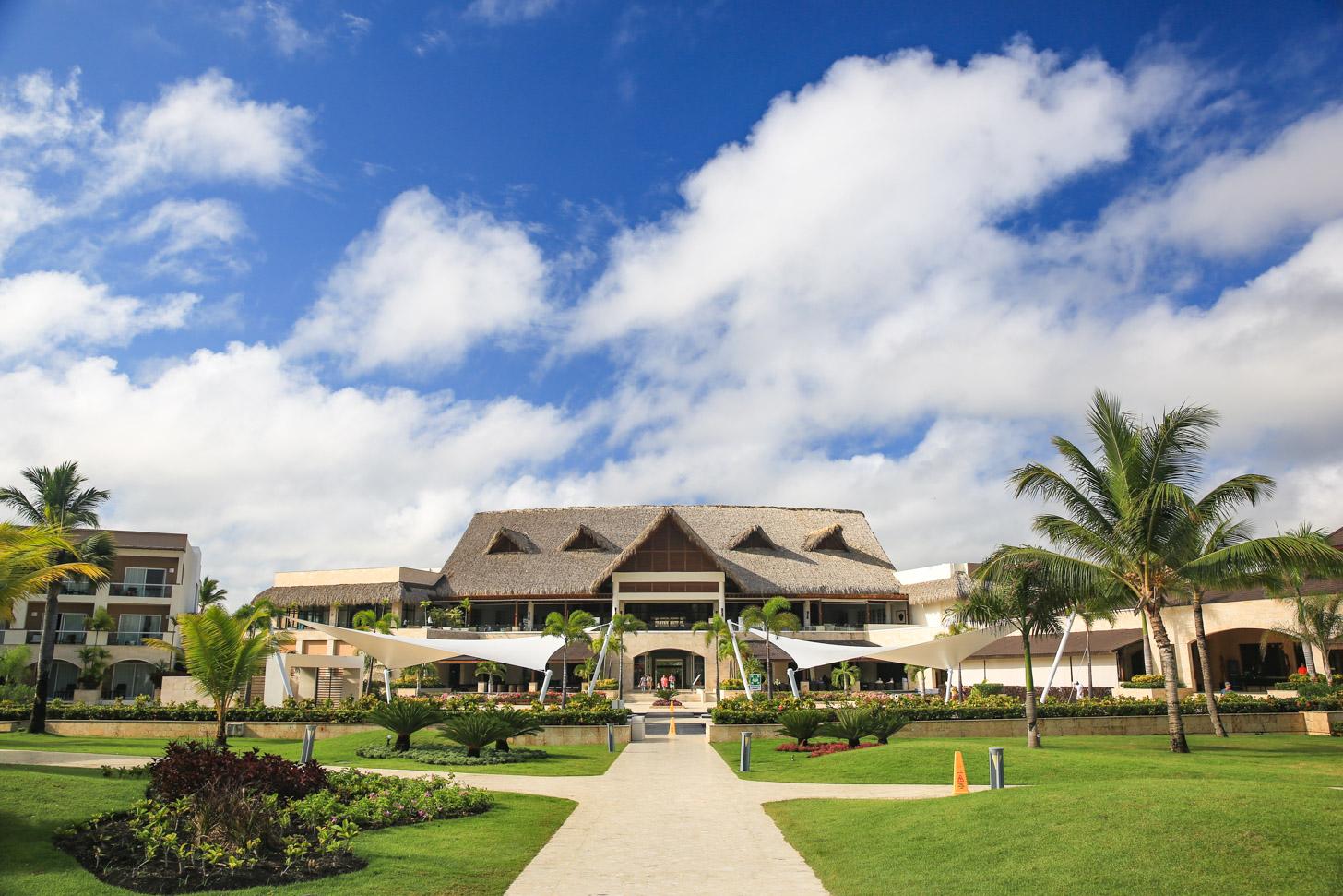 Een luxe vakantieresort in Punta Cana