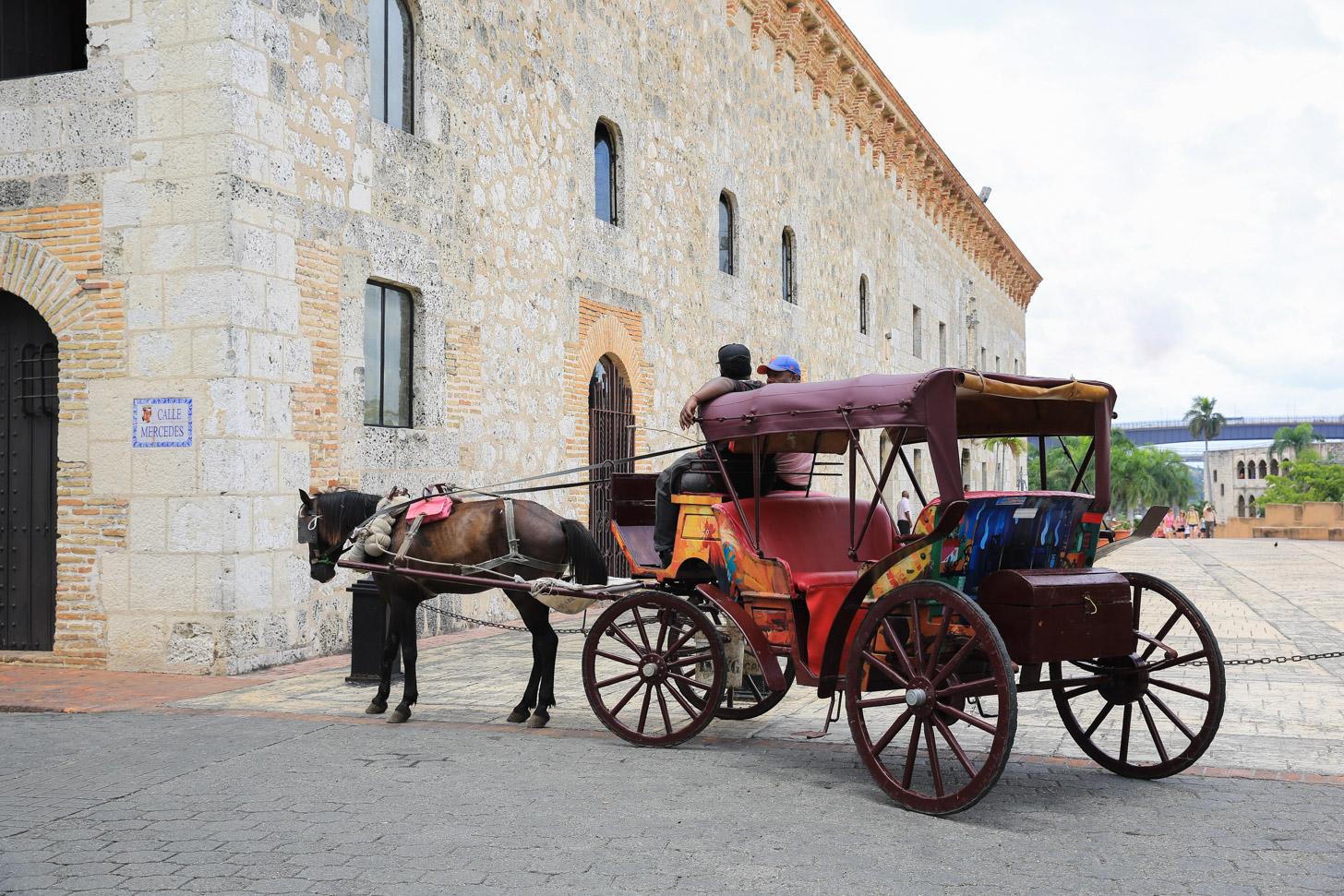 Excursie naar de hoofdstad Santo Domingo