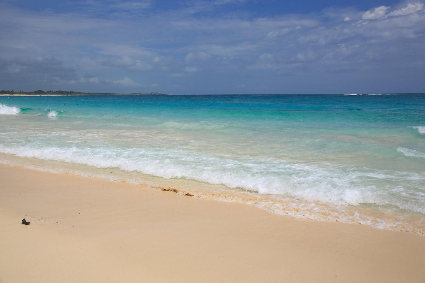 De zee en het strand