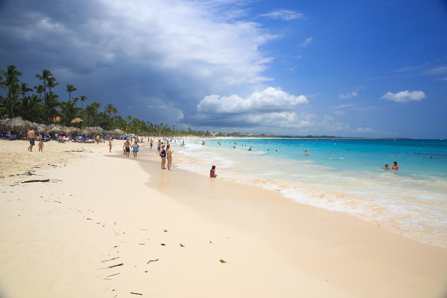 Het weer in Punta Cana: een afwisseling van zon en wolken